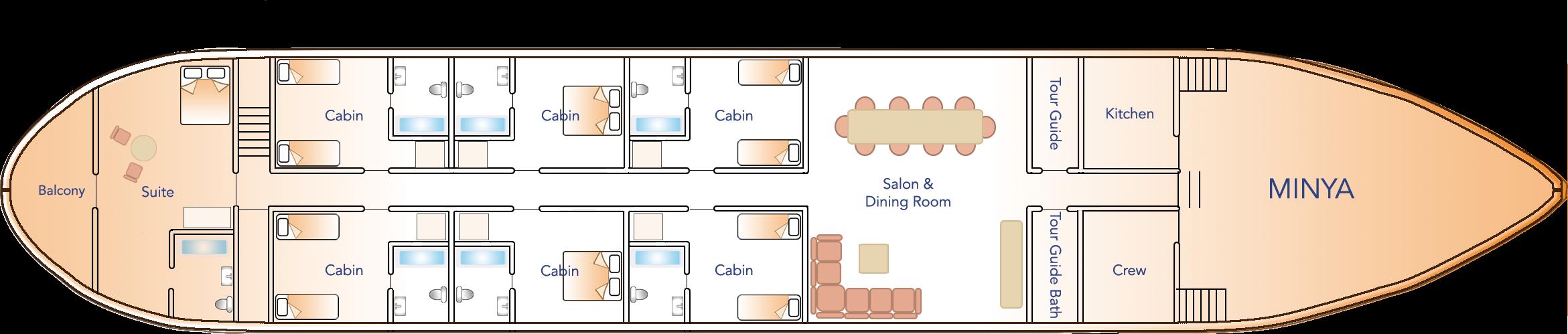 Floorplan MINYA